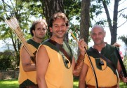 Archery In Montone