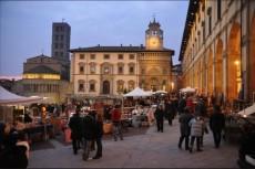 Arezzo Antiques Market