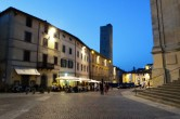 Evening in Citta di Castello