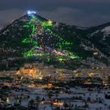 Gubbio at Christmas