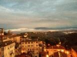 Perugia in December