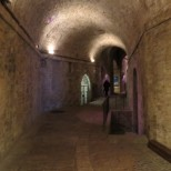 Perugia - Medieval Passage way