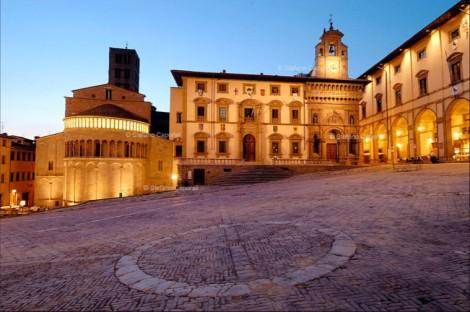Piazza Arezzo