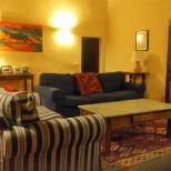 Casa Bacciana sitting room