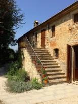 House & Steps