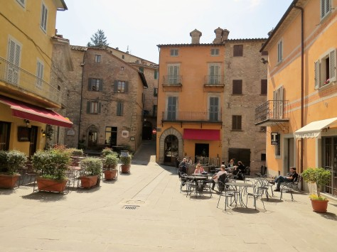 Piazza Fortebraccio